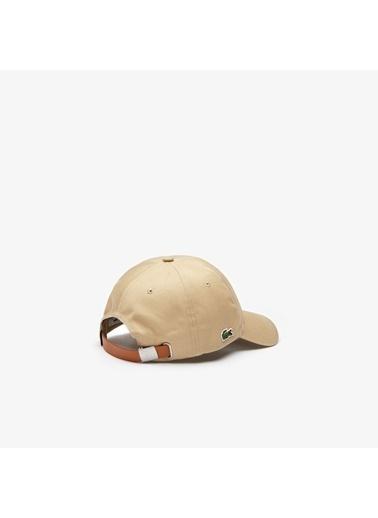 Lacoste Erkek  Şapka RK4709.02S Bej
